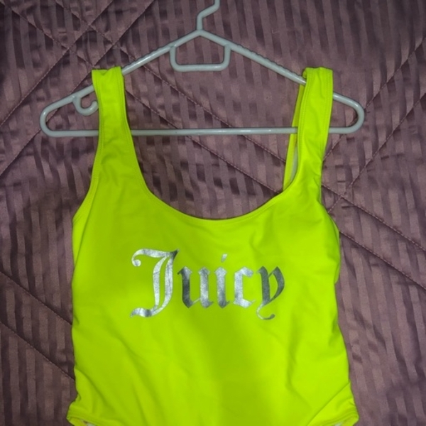 Used Juicy couture one pice swimsuit in Dubai, UAE
