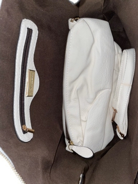 Used Mulberry White Big Bag With Pouch in Dubai, UAE