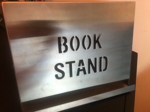 Used Book stand (high quality metal) in Dubai, UAE
