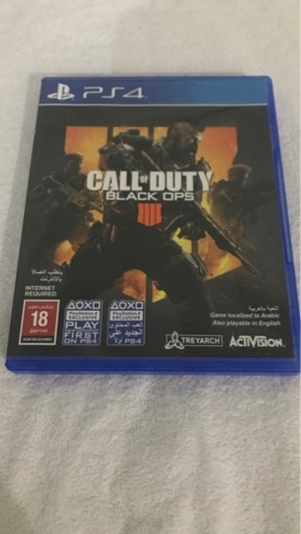 Used Call of duty black ops 4 كود in Dubai, UAE