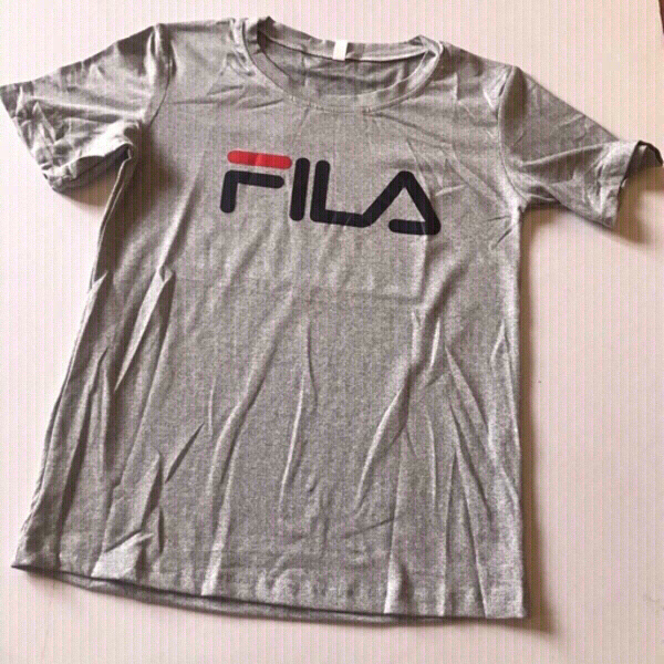 Used T-shirts size small (new) in Dubai, UAE