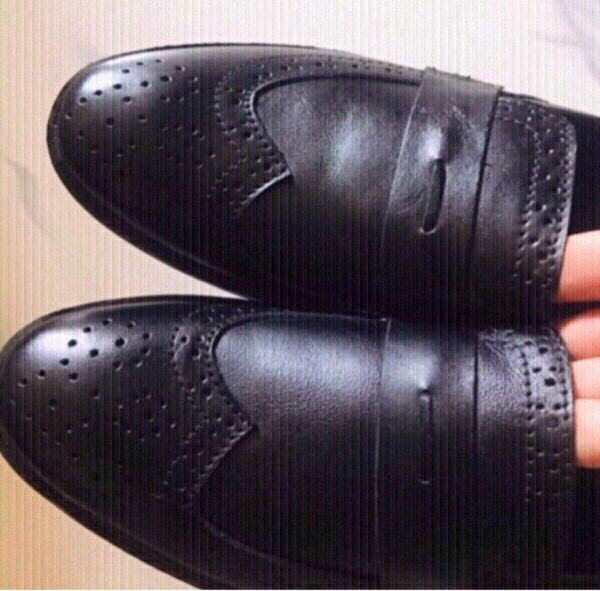 Used Formal Shoes For Men size 8 ♥️ in Dubai, UAE