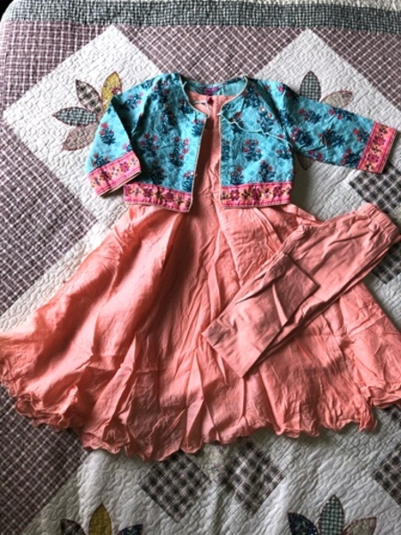 Used Bundle girls dresses biba and other in Dubai, UAE