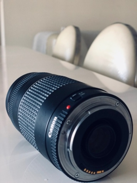 Used canon lens 75-300 in Dubai, UAE