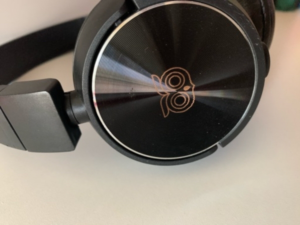 Used Bluetooth headphones + charger owl theme in Dubai, UAE