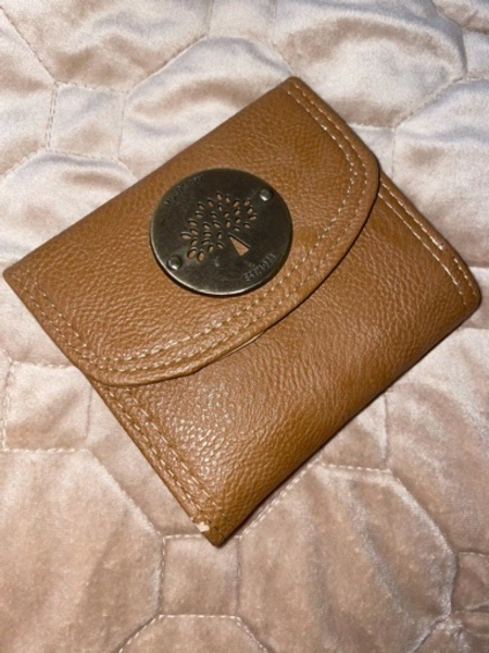 Used Mulberry Brown Wallet in Dubai, UAE