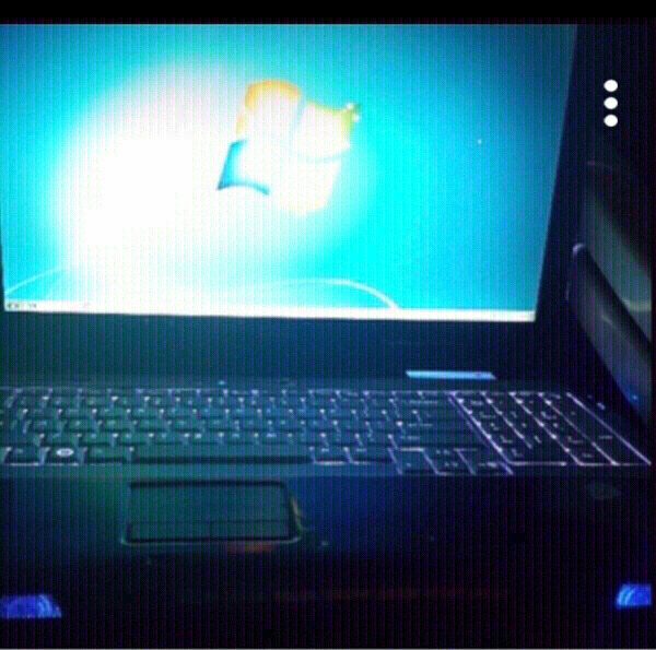 Used Gaming Laptop 17.3 inch Dell XPS M1730 in Dubai, UAE
