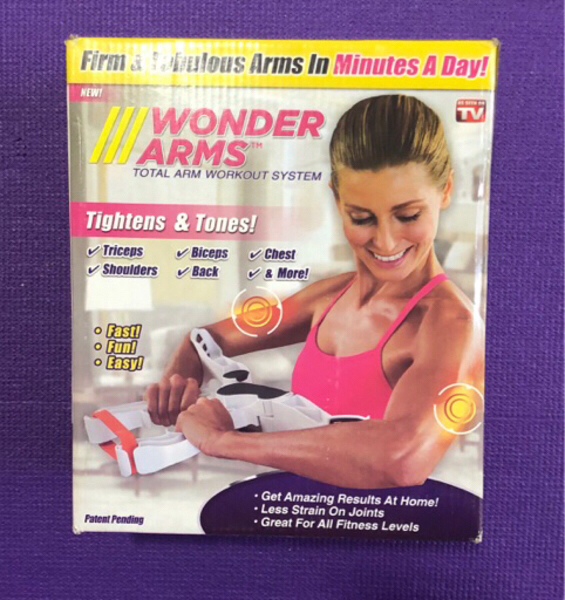 Used Wonder Arms Work Out System in Dubai, UAE