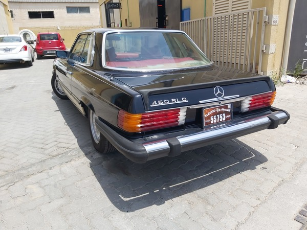 Used Classic Mercedes 1972 in Dubai, UAE