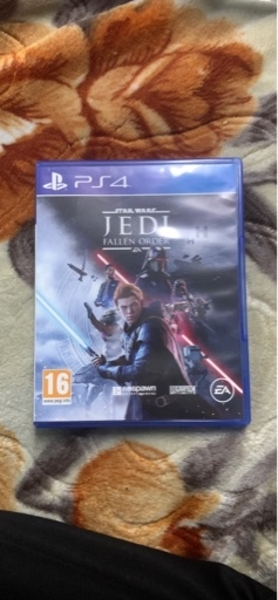 Used Ps4 game Star wars in Dubai, UAE