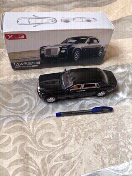 Used ROLLS ROYCE  (Die cast model) in Dubai, UAE