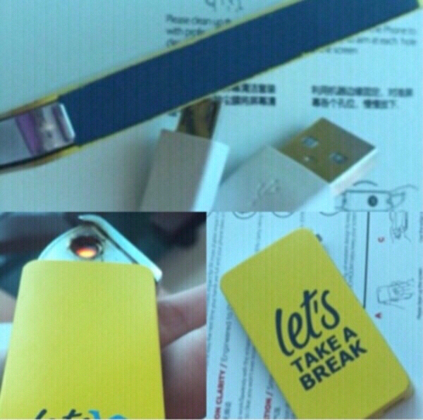 Used Electric lighter with charger !! in Dubai, UAE