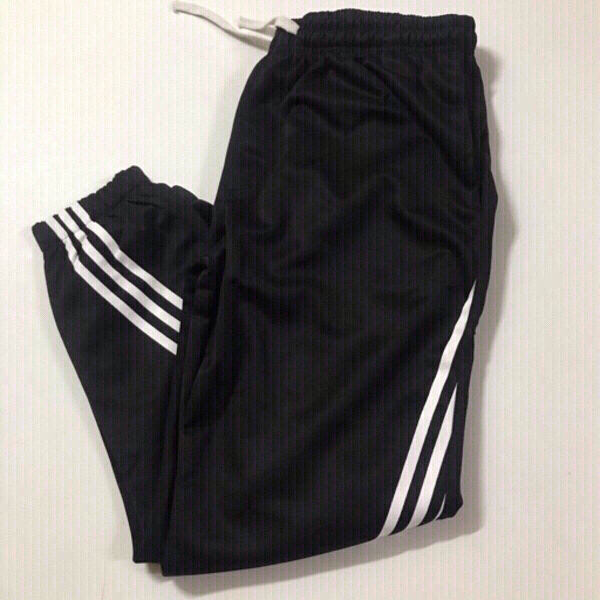 Used Trouser size xl (fits L better) new in Dubai, UAE