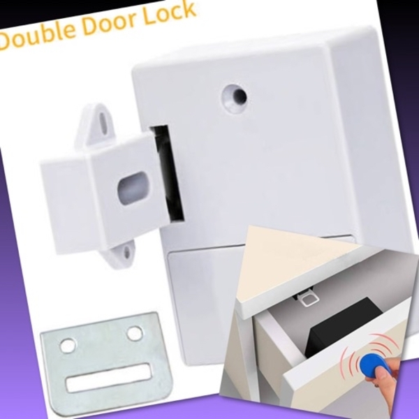 Used 2 SETS RFID DIGITAL HIDDEN DRAWER LOCK in Dubai, UAE