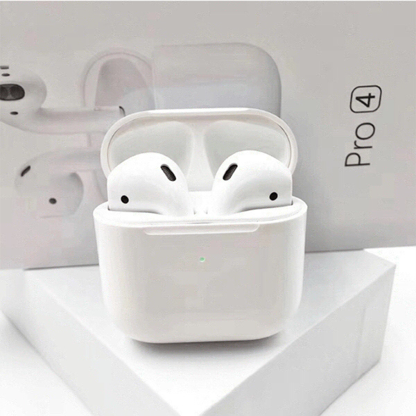 Used PRO4 AIRPODS BUY NEW WITH TRUST🥰 in Dubai, UAE