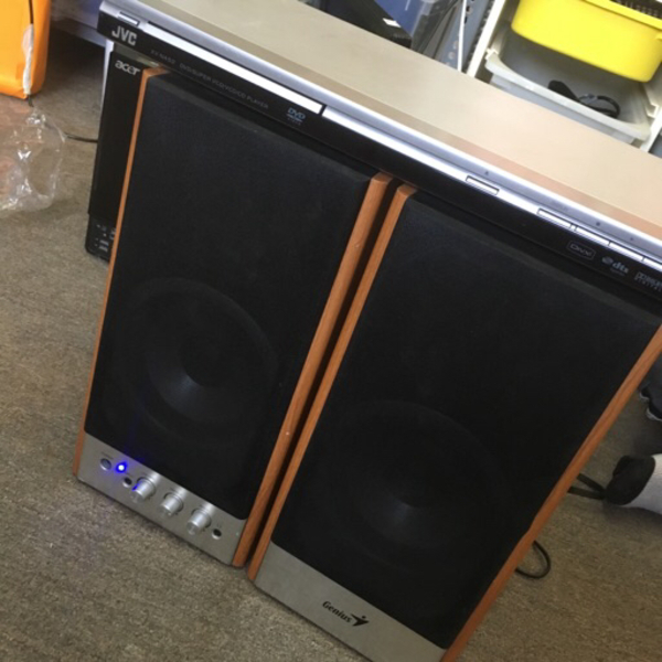 Used Speakers and DVD player great sound in Dubai, UAE