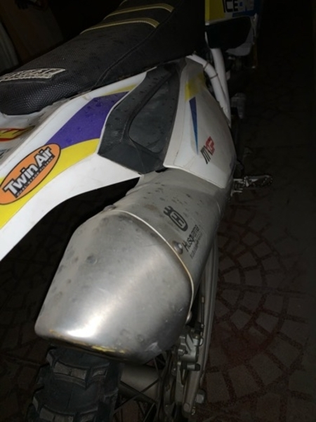 Used RED BULL MOTORCROSS LIMITED EDITION 450 in Dubai, UAE