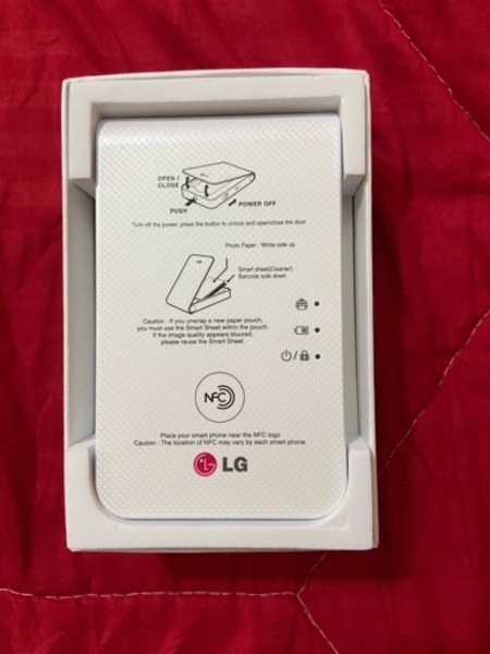 Used LG PD239 pocket photo in Dubai, UAE
