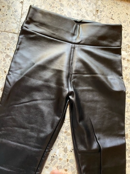 Used Leather shaped pant in Dubai, UAE