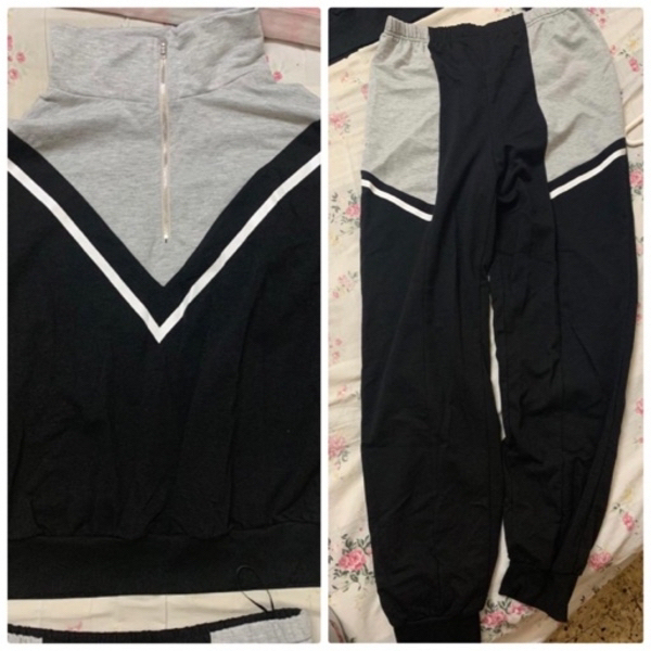 Used SHEIN tracksuit ❤️ in Dubai, UAE