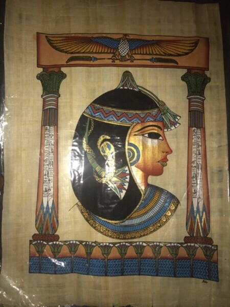 Used Papyrus hand made paintings in Dubai, UAE