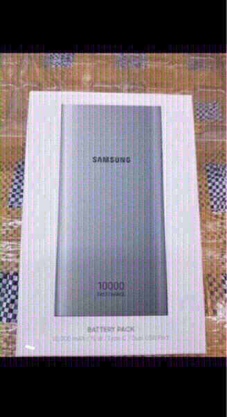 Used SAMSUNG POWERBANK 10000 NEW in Dubai, UAE