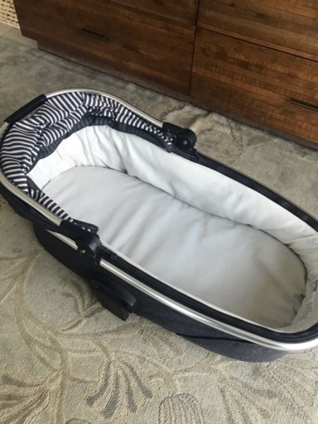 Used Mamas & Papas baby carry cot bed. in Dubai, UAE