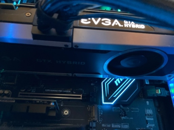 Used EVGA GTX 980 Ti Hybrid 6GB in Dubai, UAE