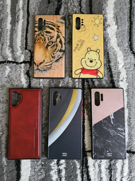 Used Covers for samsung note 10 pro in Dubai, UAE