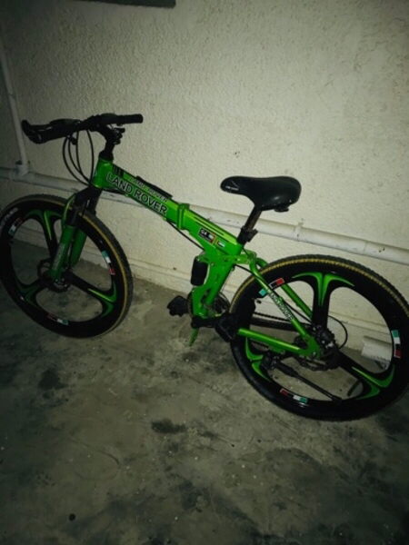 Used A Land Rover Bicycle in Dubai, UAE