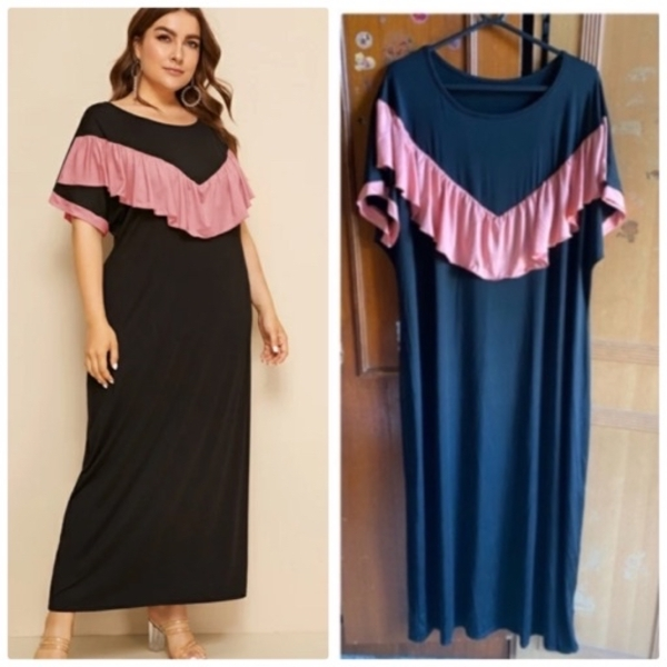 Used Curve soft dress in Dubai, UAE
