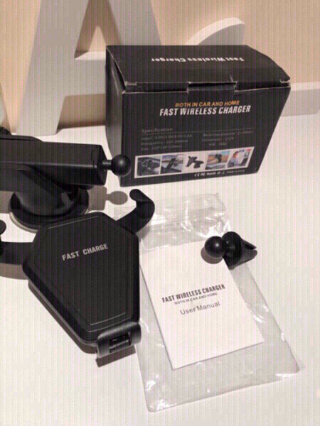 Used 2 in 1 easy wireless fast charger in Dubai, UAE