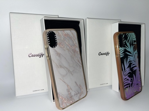 Used CASETIFY iPHONE XS MAX COVER (SET OF 2) in Dubai, UAE