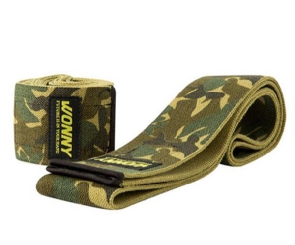 Used Elbow Support Elastic Strap Camouflage. in Dubai, UAE