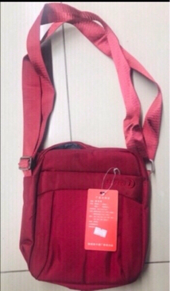 Used Sling Bag Maroon color ♥️ in Dubai, UAE