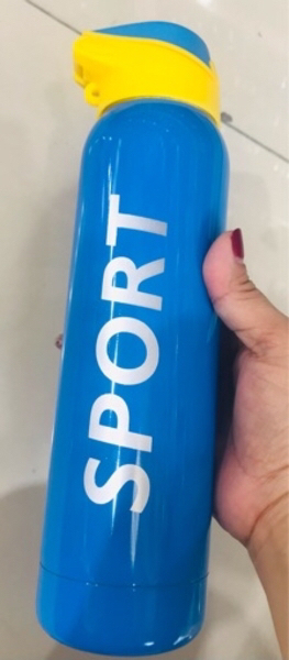 Used Sports Vacuum Bottle water ♥️ in Dubai, UAE