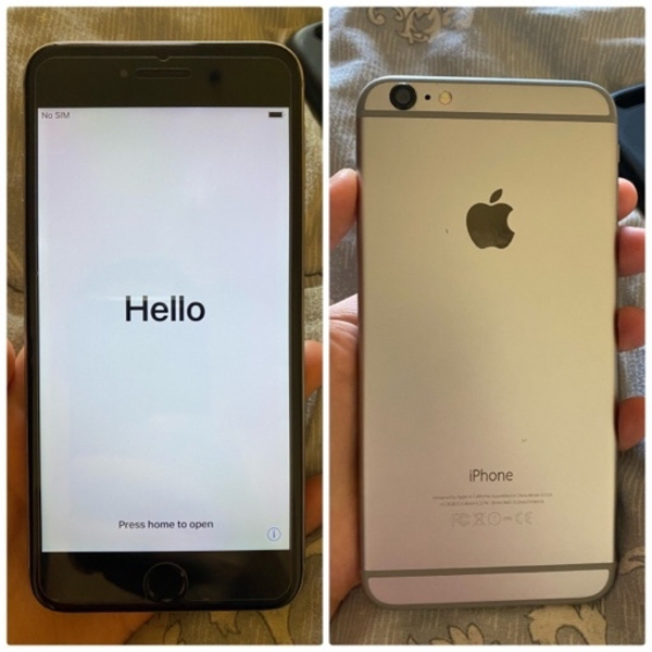 Used Iphone 6plus 64GB 👌🏻 in Dubai, UAE