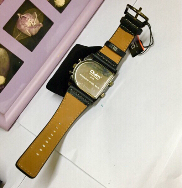 Used OULM Unique designer Watch for him in Dubai, UAE