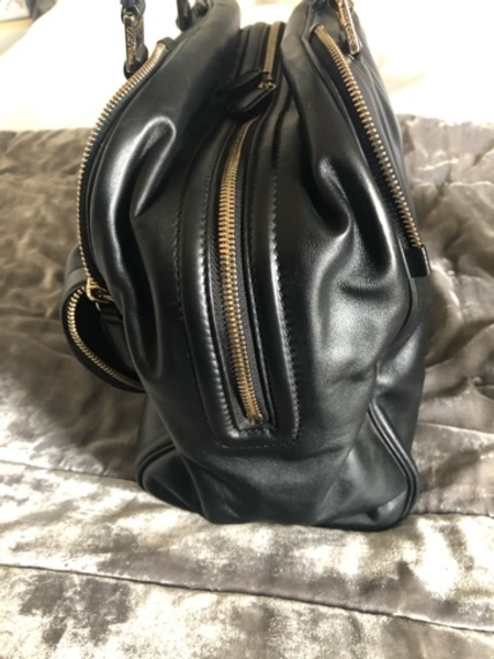 Used Jimmy Choo bag good condition large size in Dubai, UAE