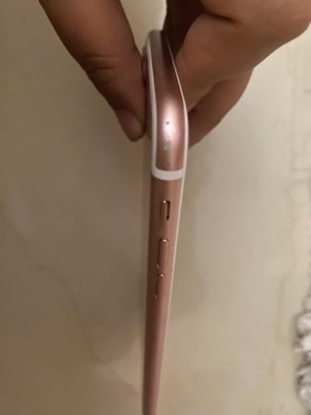 Used Iphone7plus 256GB Rosegold in Dubai, UAE