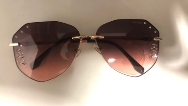 Used Prada Ladies sunglasses in Dubai, UAE