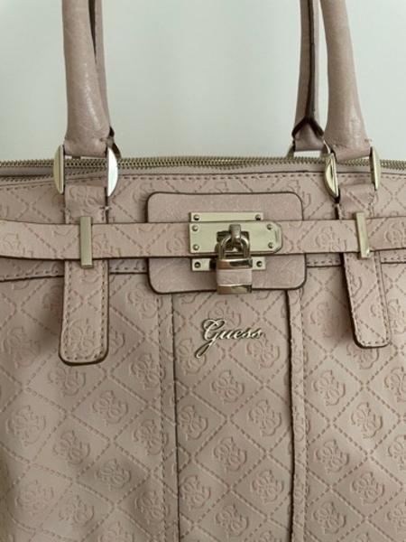Used Authentic Guess Bag Preloved in Dubai, UAE