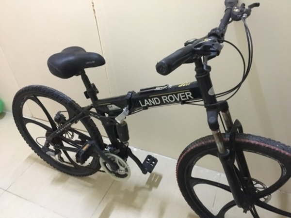 Used Land Rover G4 mountain bike in Dubai, UAE