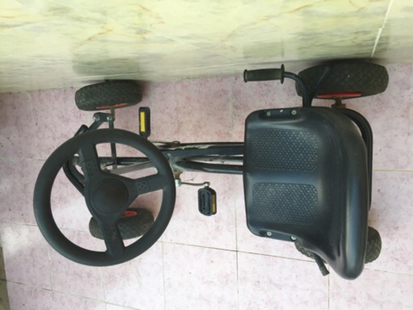 Used Cycle with 4 tire in Dubai, UAE