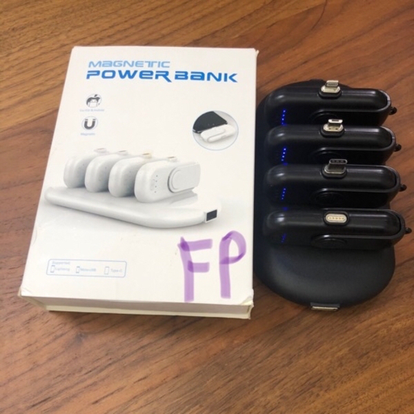 Used MAGNETIC POWER BANK in Dubai, UAE