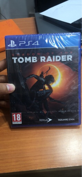 Used Ps4 shadow of tomb rider in Dubai, UAE