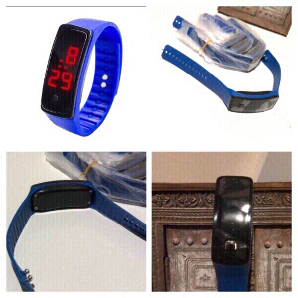 Used 4 smart watches & motorcycle to build in Dubai, UAE