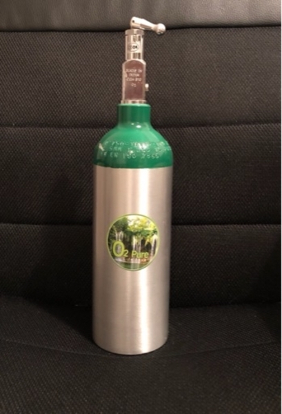 Used Medical Oxygen Cylinder 1L in Dubai, UAE