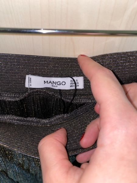 Used Mango Midid Skirt in Dubai, UAE
