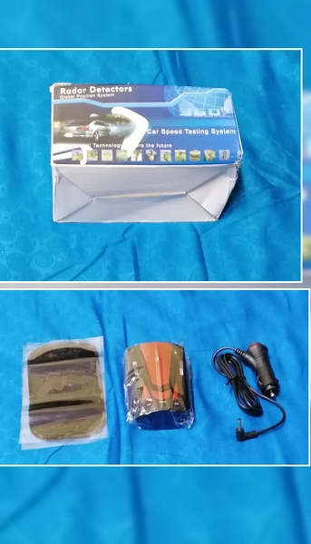 Used Car laser radar detector in Dubai, UAE